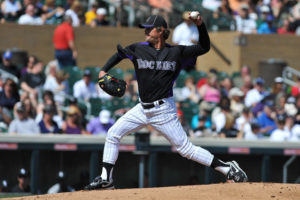 MLB: Spring Training-Chicago White Sox at Colorado Rockies